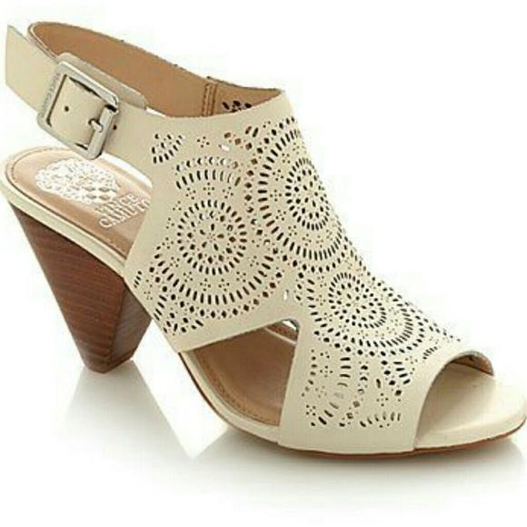 7987d452bc7 Vincent Camuto, Ellezi style.Leather sandals